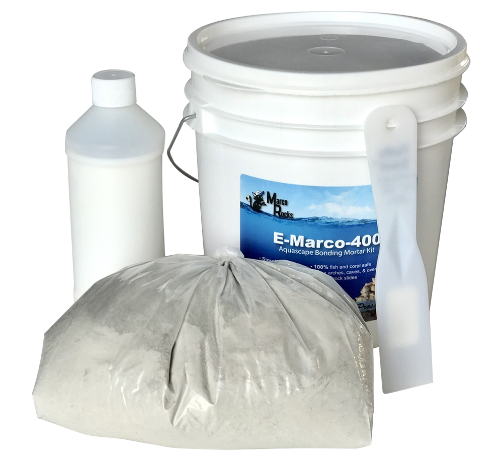E-Marco 400 Aquascaping Mortar Kit